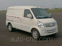 中植汽车牌CDL5021XXYBEV型纯电动厢式运输车