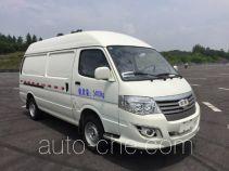 中植汽车牌CDL5030XXYBEV型纯电动厢式运输车