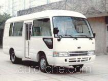 华西牌CDL5046XBYC2型殡仪车