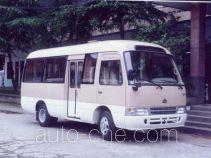 Huaxi CDL5046XXYC2 box van truck