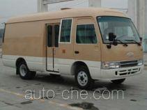 Huaxi CDL5046XXYDC1 box van truck