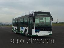 中植汽车牌CDL6100URBEV2型纯电动城市客车
