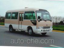 华西牌CDL6606A2EH型客车
