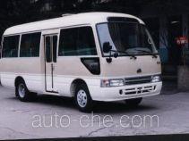 华西牌CDL6606C2型客车