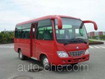 华西牌CDL6607CNG型客车
