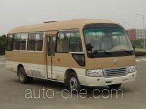 华西牌CDL6701DC型客车