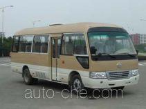 华西牌CDL6701DT型客车