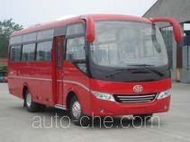 华西牌CDL6751DC型客车
