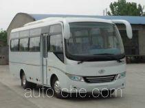 华西牌CDL6751DT型客车