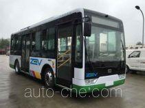 中植汽车牌CDL6820URBEV型纯电动城市客车