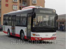 中植汽车牌CDL6870URNF型城市客车