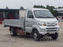 Sinotruk CDW Wangpai CDW1030N4M5D dual-fuel cargo truck