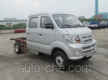 Sinotruk CDW Wangpai CDW1030S3M5D dual-fuel truck chassis