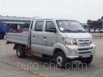 Sinotruk CDW Wangpai CDW1030S4M5D dual-fuel cargo truck