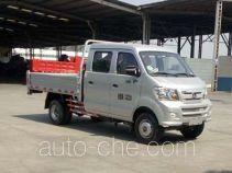 王牌牌CDW1031S1M5QD型两用燃料载货汽车