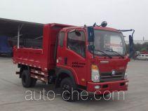 王牌牌CDW2041HA2P4型越野自卸汽车