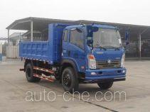 王牌牌CDW3103A1Q4型自卸汽车