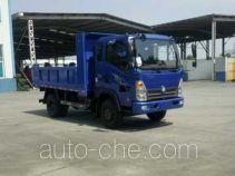 王牌牌CDW3070A1P5型自卸汽车