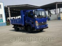 王牌牌CDW3080A1P5型自卸汽车
