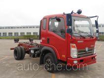 Sinotruk CDW Wangpai CDW3080HA1P4 dump truck chassis