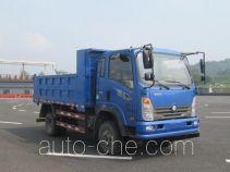 王牌牌CDW3090A1Q5型自卸汽车