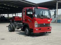 Sinotruk CDW Wangpai CDW3110HA1R5 dump truck chassis