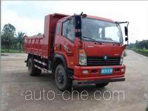 王牌牌CDW3160A1R4型自卸汽车