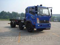 Sinotruk CDW Wangpai CDW3160A4R4 dump truck chassis