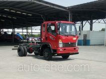 Sinotruk CDW Wangpai CDW3160HA3R5 dump truck chassis