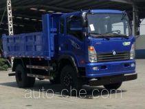 王牌牌CDW3161A1R5型自卸汽车