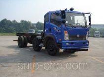 Sinotruk CDW Wangpai CDW3180A4R4 dump truck chassis
