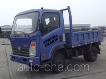 王牌CDW4010D1A4型自卸低速货车