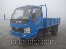 王牌CDW4010D2A2型自卸低速货车