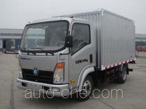Sinotruk CDW Wangpai CDW4010X1A1 low-speed cargo van truck