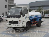 Sinotruk CDW Wangpai low-speed sprinkler truck