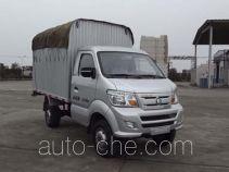 Sinotruk CDW Wangpai CDW5020CPYN1M4Q soft top box van truck