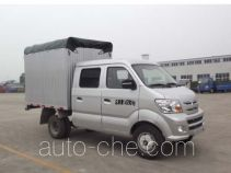 Sinotruk CDW Wangpai CDW5020CPYS1M4 soft top box van truck