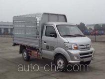 王牌牌CDW5030CCYN3M5D型仓栅式运输车