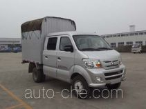 Sinotruk CDW Wangpai CDW5030CPYS3M4 soft top box van truck