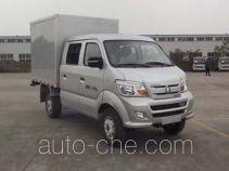 Sinotruk CDW Wangpai CDW5030XXYS3M5 box van truck