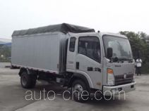 Sinotruk CDW Wangpai CDW5031CPYHA1Q4 soft top box van truck
