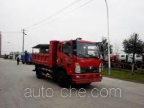 Sinotruk CDW Wangpai CDW5040JSQHA4Q4 truck mounted loader crane