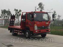 王牌牌CDW5040TPBHA1R5型平板运输车