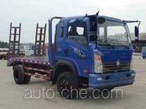 王牌牌CDW5040TPBHA3Q4型平板运输车