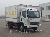 Sinotruk CDW Wangpai CDW5040XJXHA3Q4 maintenance vehicle