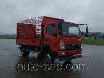 Sinotruk CDW Wangpai CDW5041CCYHA1R5 грузовик с решетчатым тент-каркасом