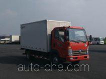 Sinotruk CDW Wangpai CDW5040XXYHA1P5 box van truck