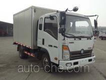 Sinotruk CDW Wangpai CDW2040XXYHA1Q4 cross-country box van truck