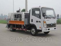 Sinotruk CDW Wangpai CDW5070THB truck mounted concrete pump