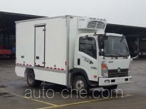 王牌牌CDW5070XLCH1PEV型纯电动冷藏车